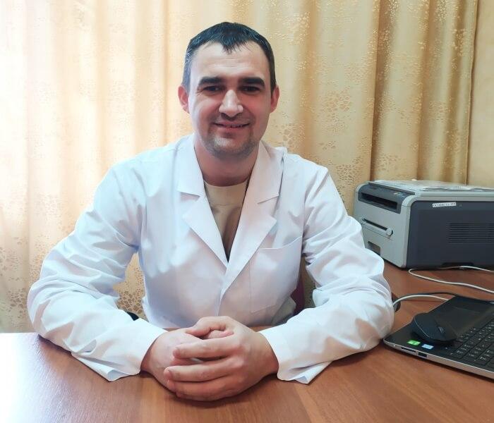 Відділення анестезіології та інтенсивної терапії