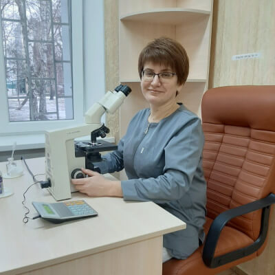 Дяченко Яна ОлександрівнаЗавідуюча клінічною лабораторією
